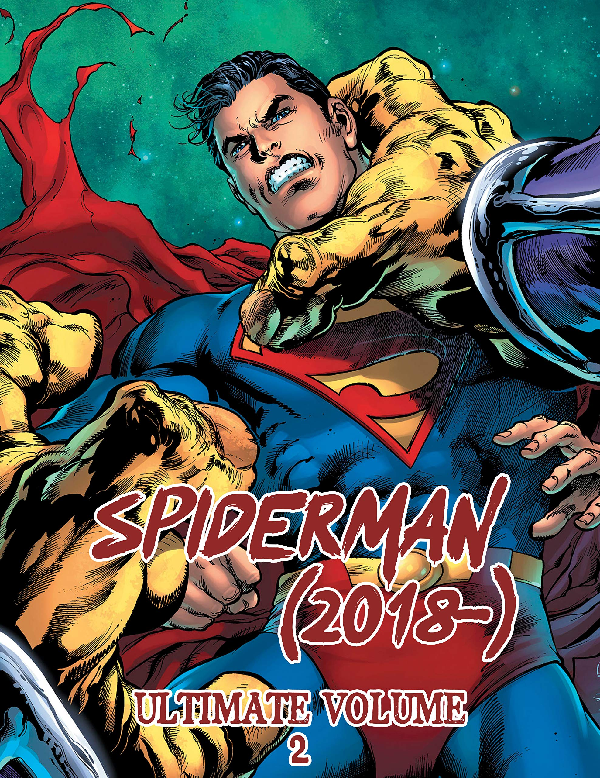 Ultimate Collections Superman 2018: Book 2 - Graphic Novels Comics