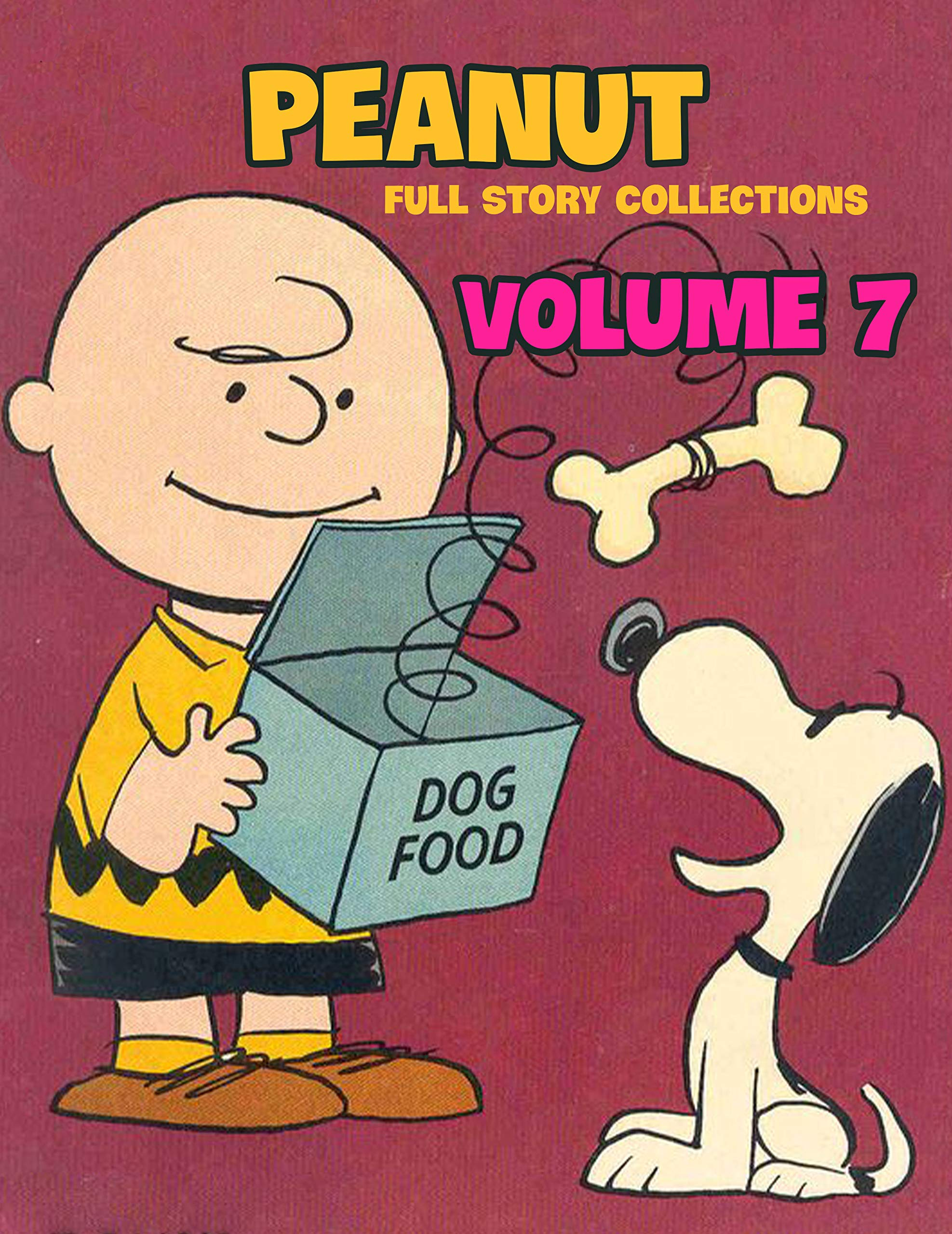Full Story Peanut Collection Vol 7: Full Book of Peanuts Limited Edition Vol 7