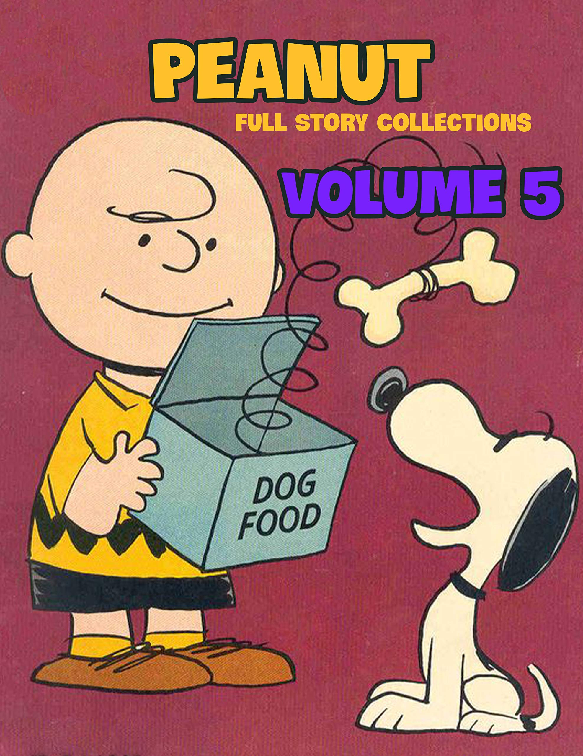 Full Story Peanut Collection Vol 5: Full Book of Peanuts Limited Edition Vol 5