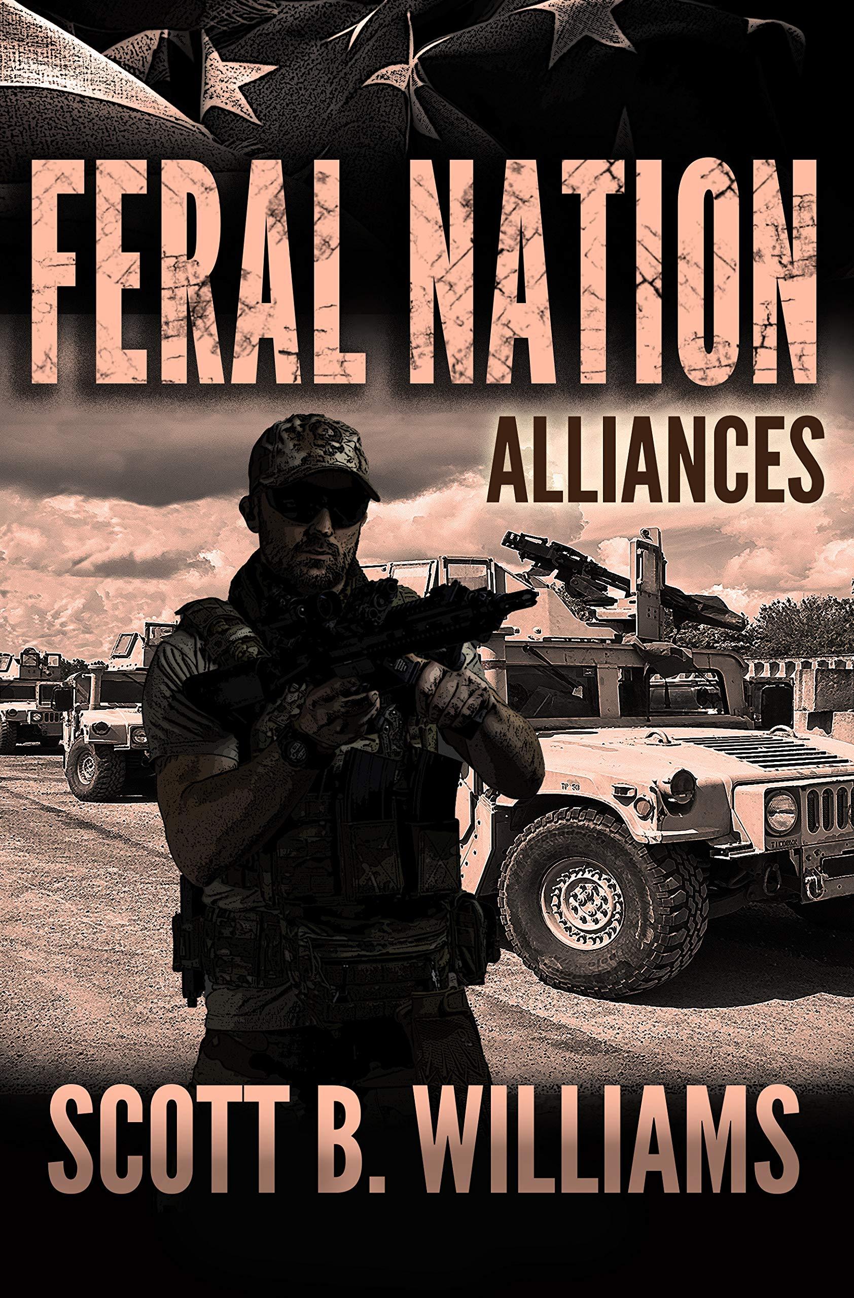 Alliances (Feral Nation #9)