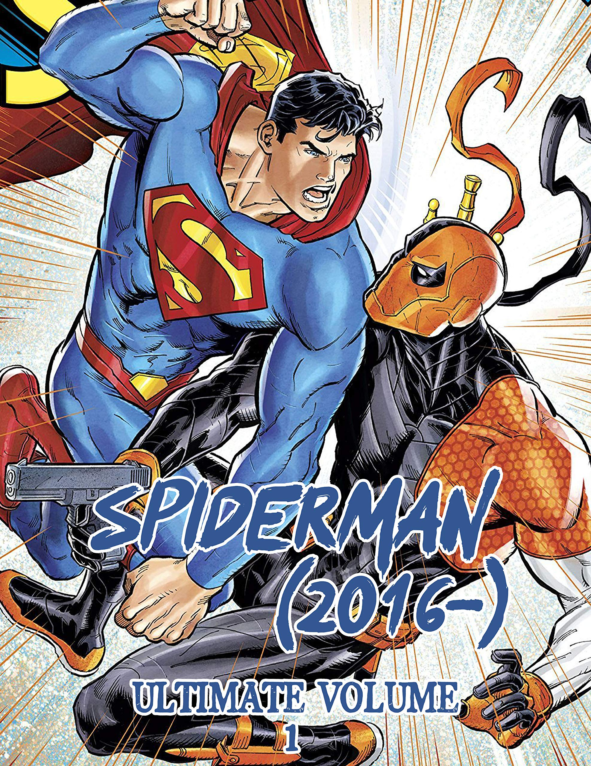 Ultimate Collections Superman 2016: Book 1 - Graphic Novels Comics