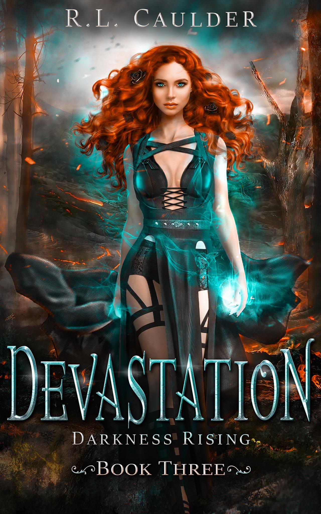 Devastation (Darkness Rising, #3)