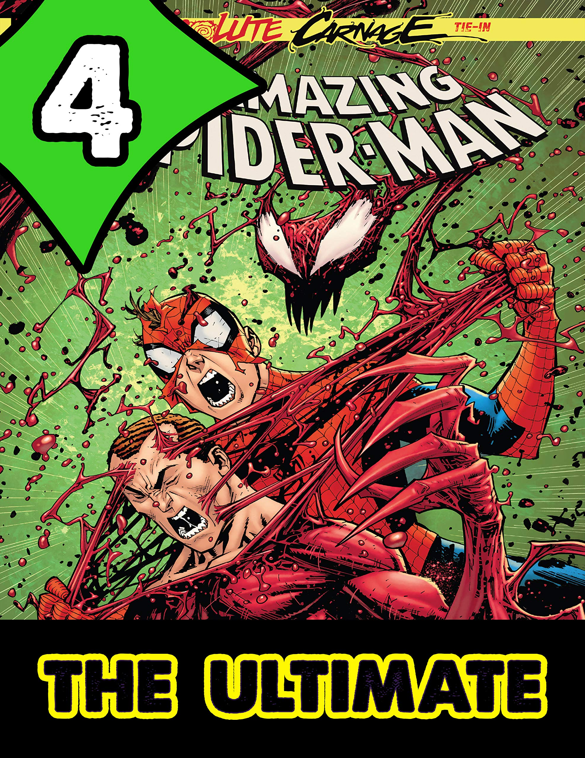Ultimate Collections Amazing Spider-Man : Book 4 - Best Graphic Novels Comics