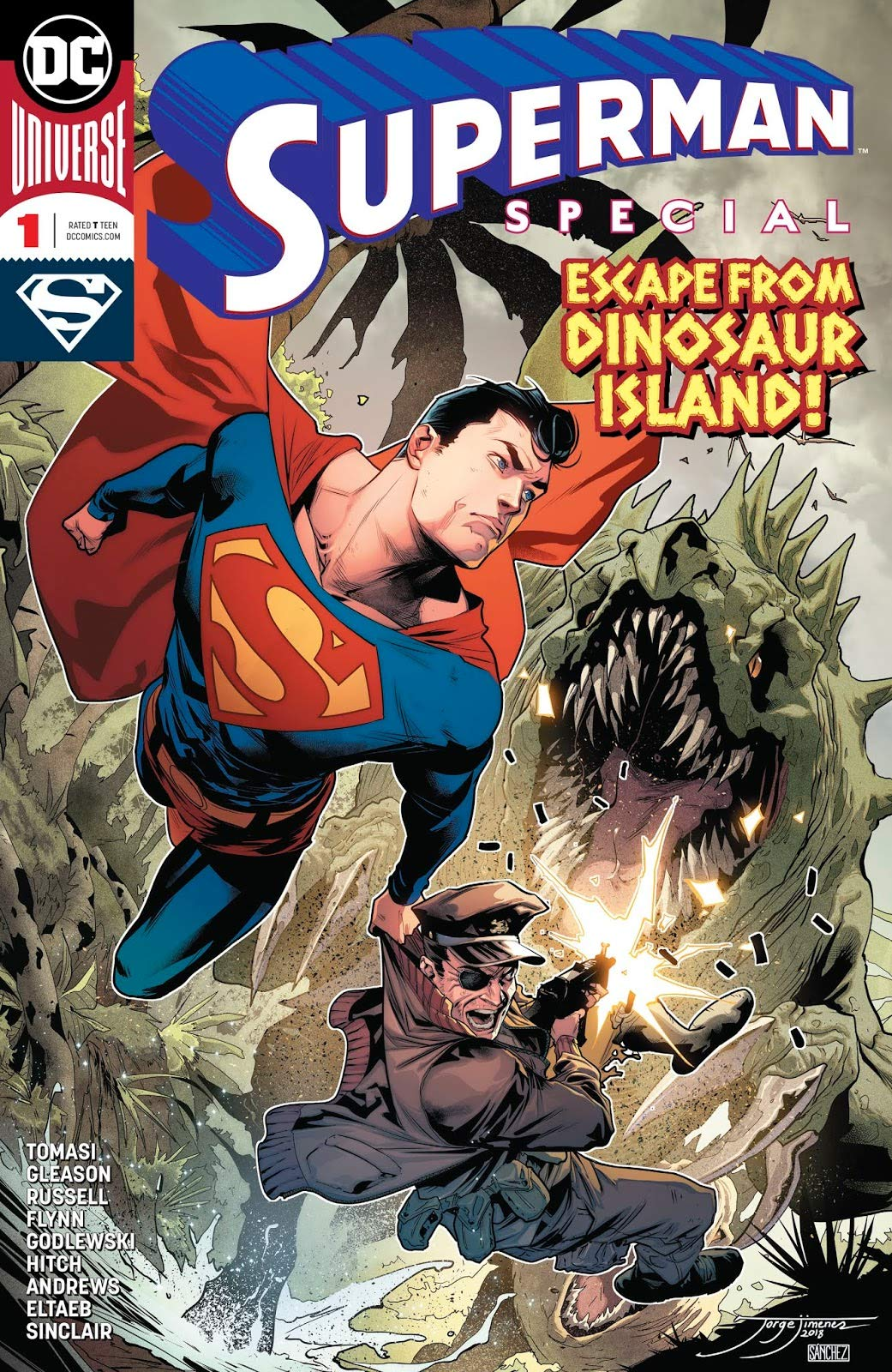 Superman 2016 Chapter 1 To 15