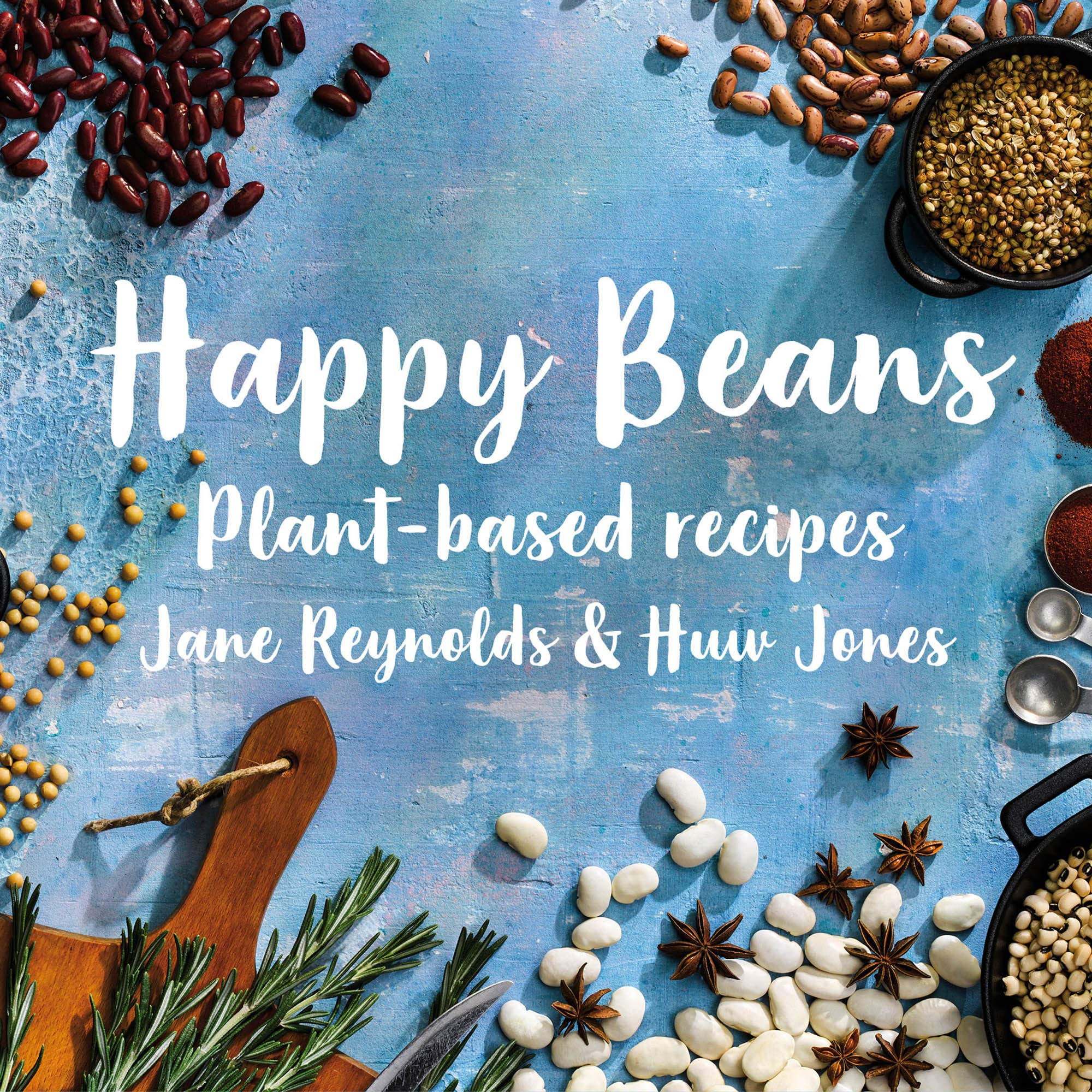 Happy Beans: Plant-based Recipes