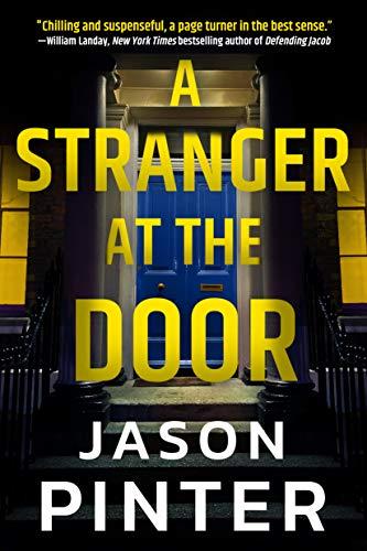 A Stranger at the Door (Rachel Marin Thriller, #2)
