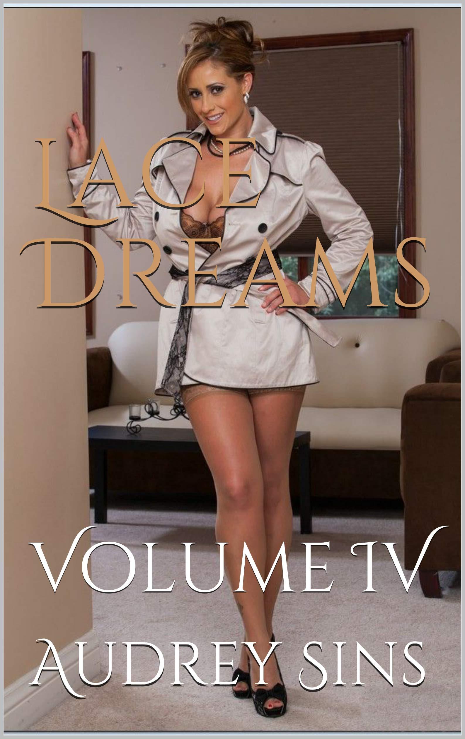 Lace Dreams (erotica, milfs, mature women): Volume IV