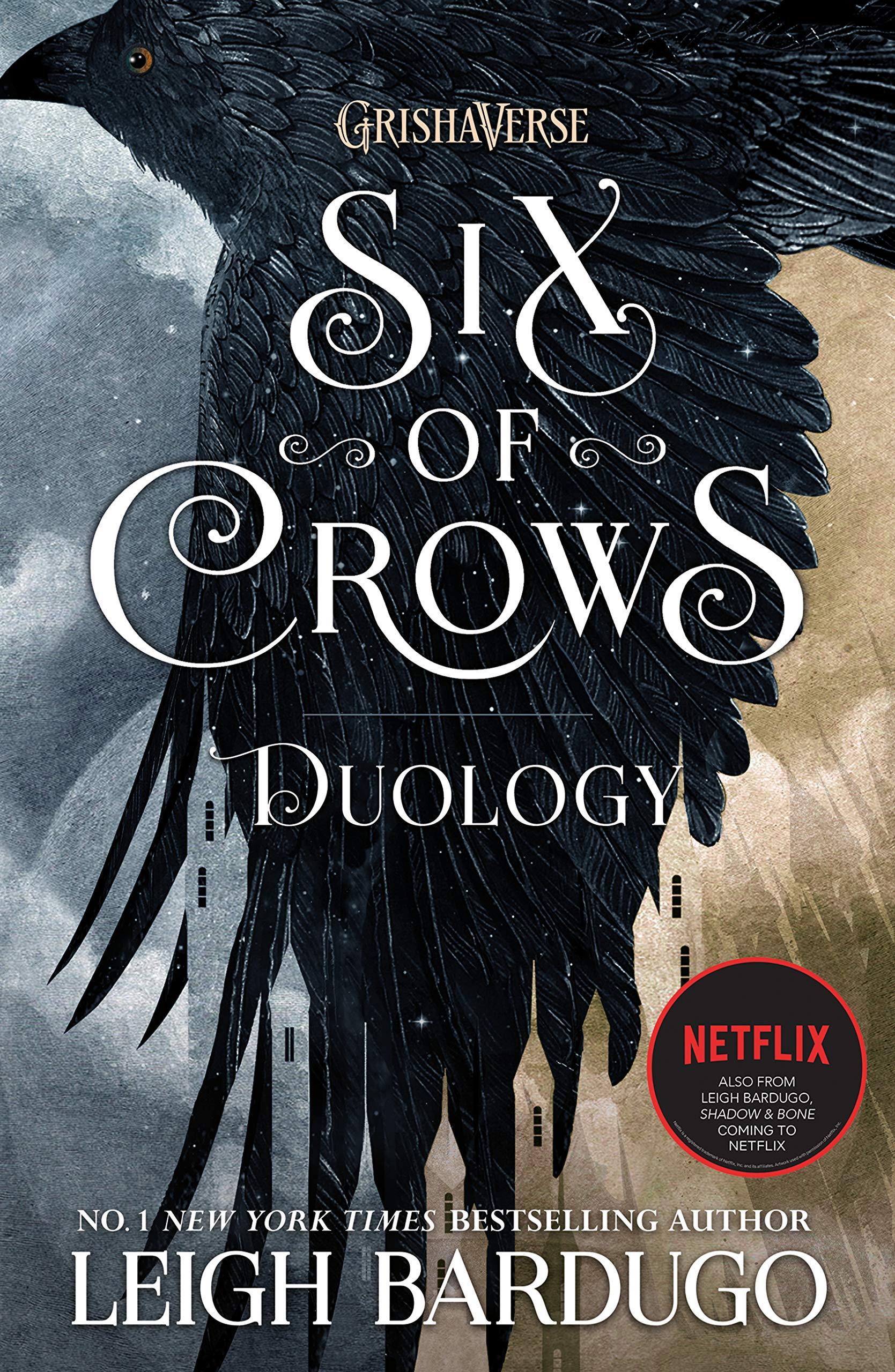 The Six of Crows Duology: Six of Crows and Crooked Kingdom ebook bundle