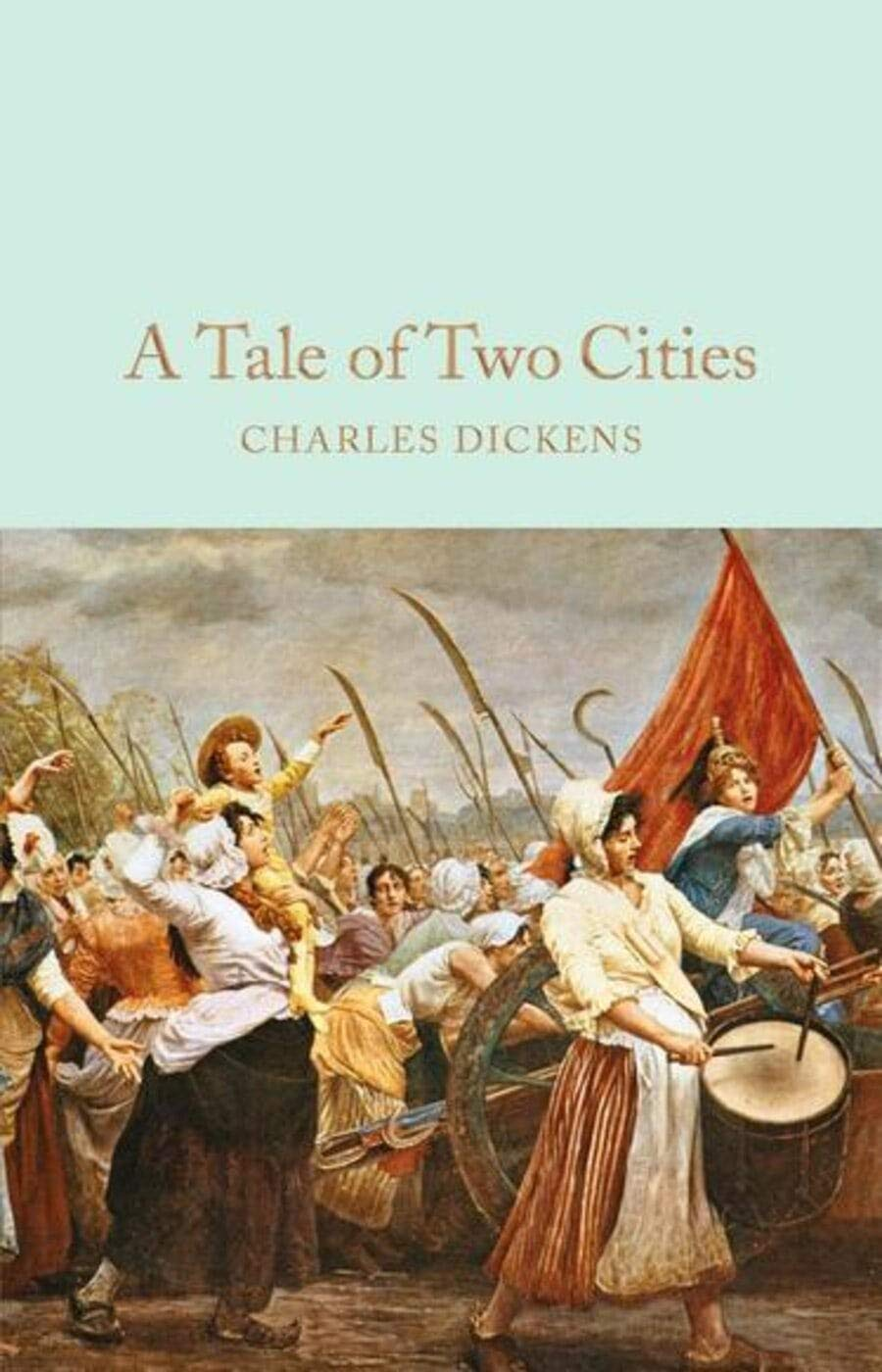 A TALE OF TWO CITIES/ CHARLES DICKENS: ANNOTATED