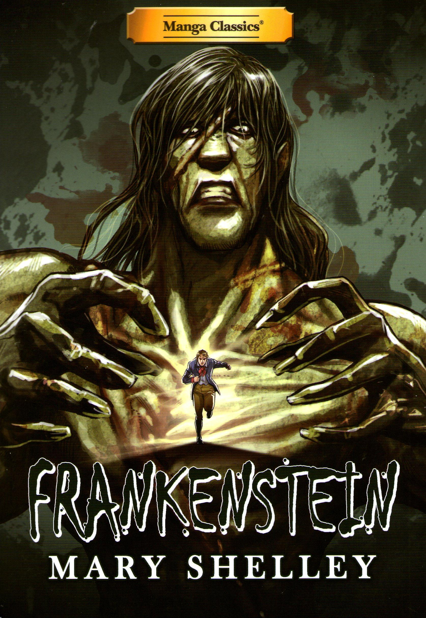 Manga Classics: Frankenstein