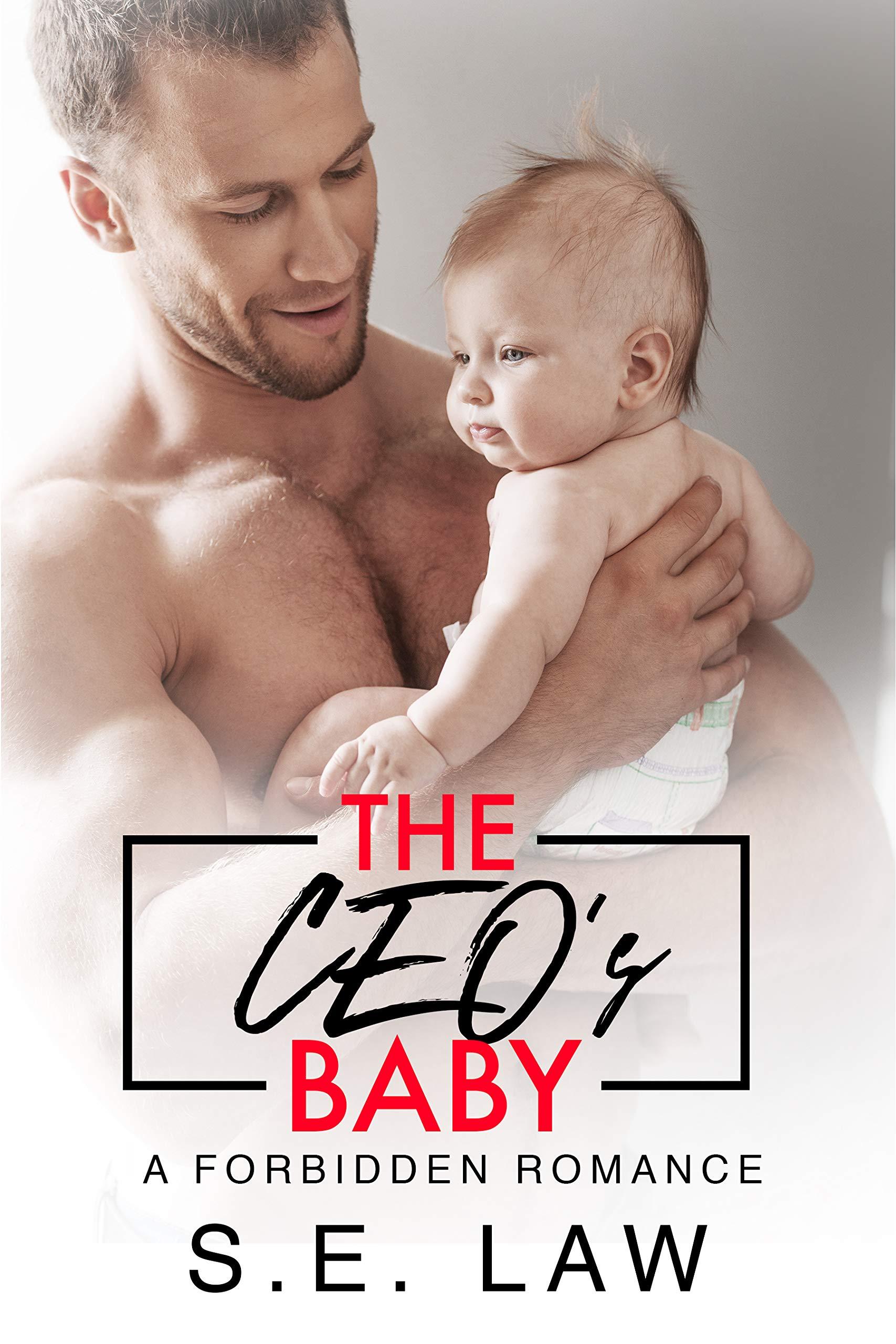 The CEO's Baby (Forbidden Fantasies #18)