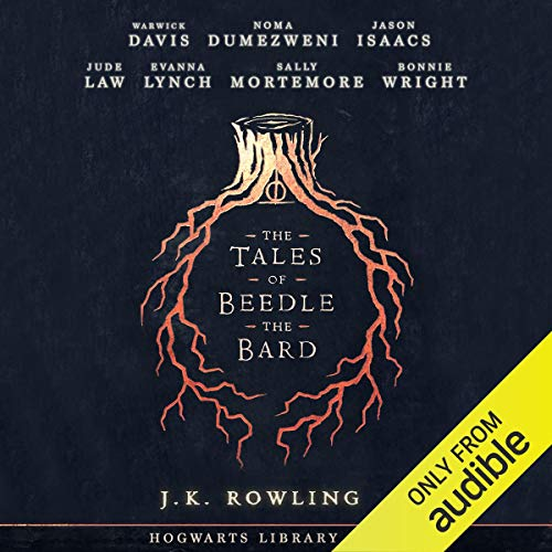 The Tales of Beedle the Bard Audible Audiobook