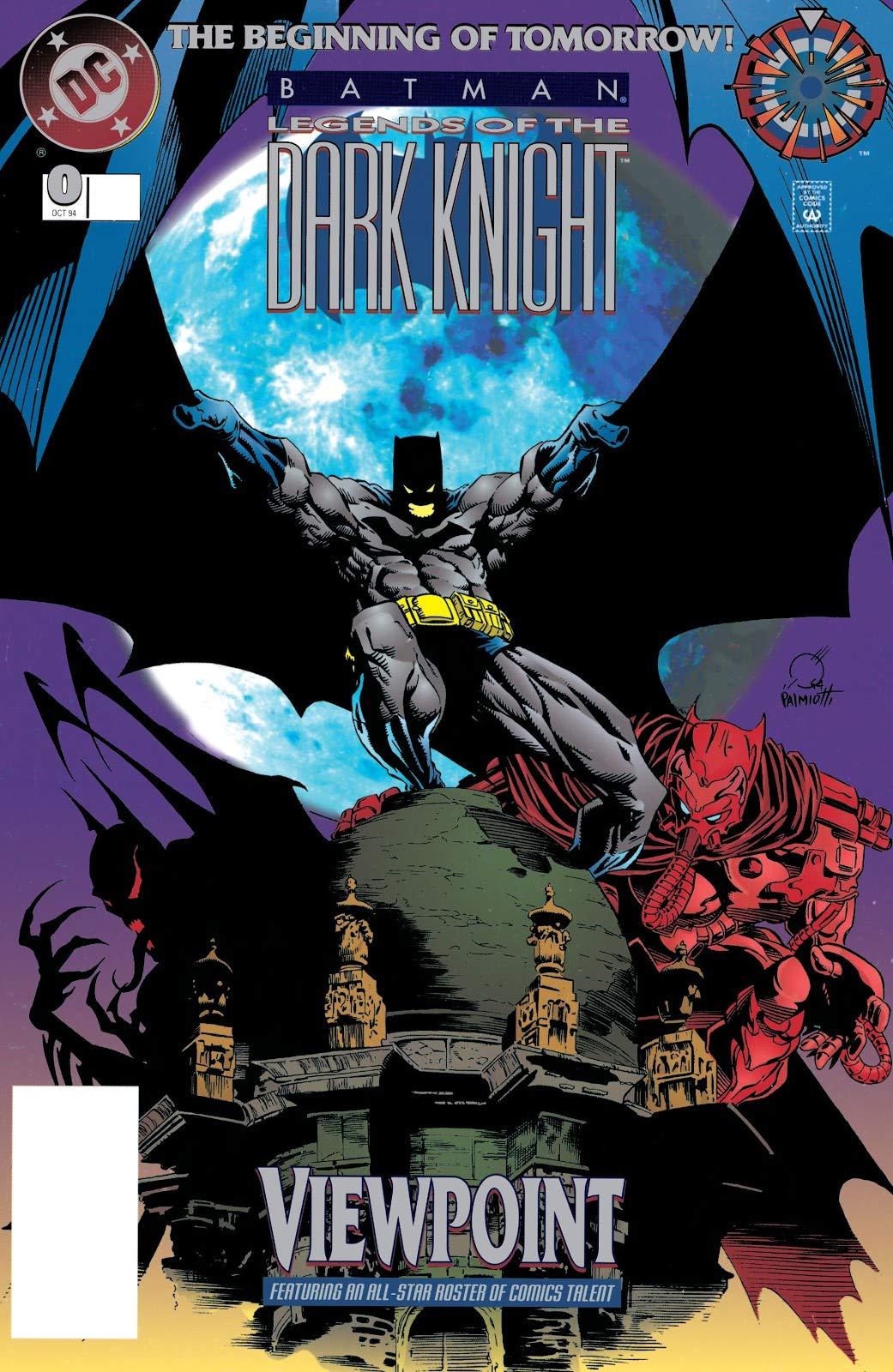 Batman Legends of the Dark Knight Chapter 1 To 28 (Part 1) DC Super Heroes Comics