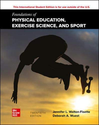 Foundations of Physical Education, Exercise Science, and Sport