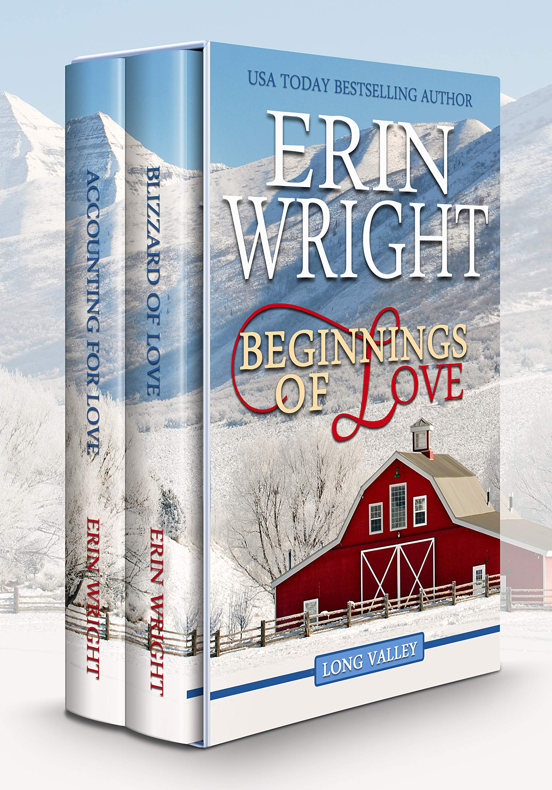 Beginnings of Love: A Contemporary Western Romance Boxset (Long Valley, #1, 1.5)