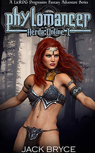 Phylomancer: A LitRPG Progression Fantasy Adventure Series (Aerda Online, #1)