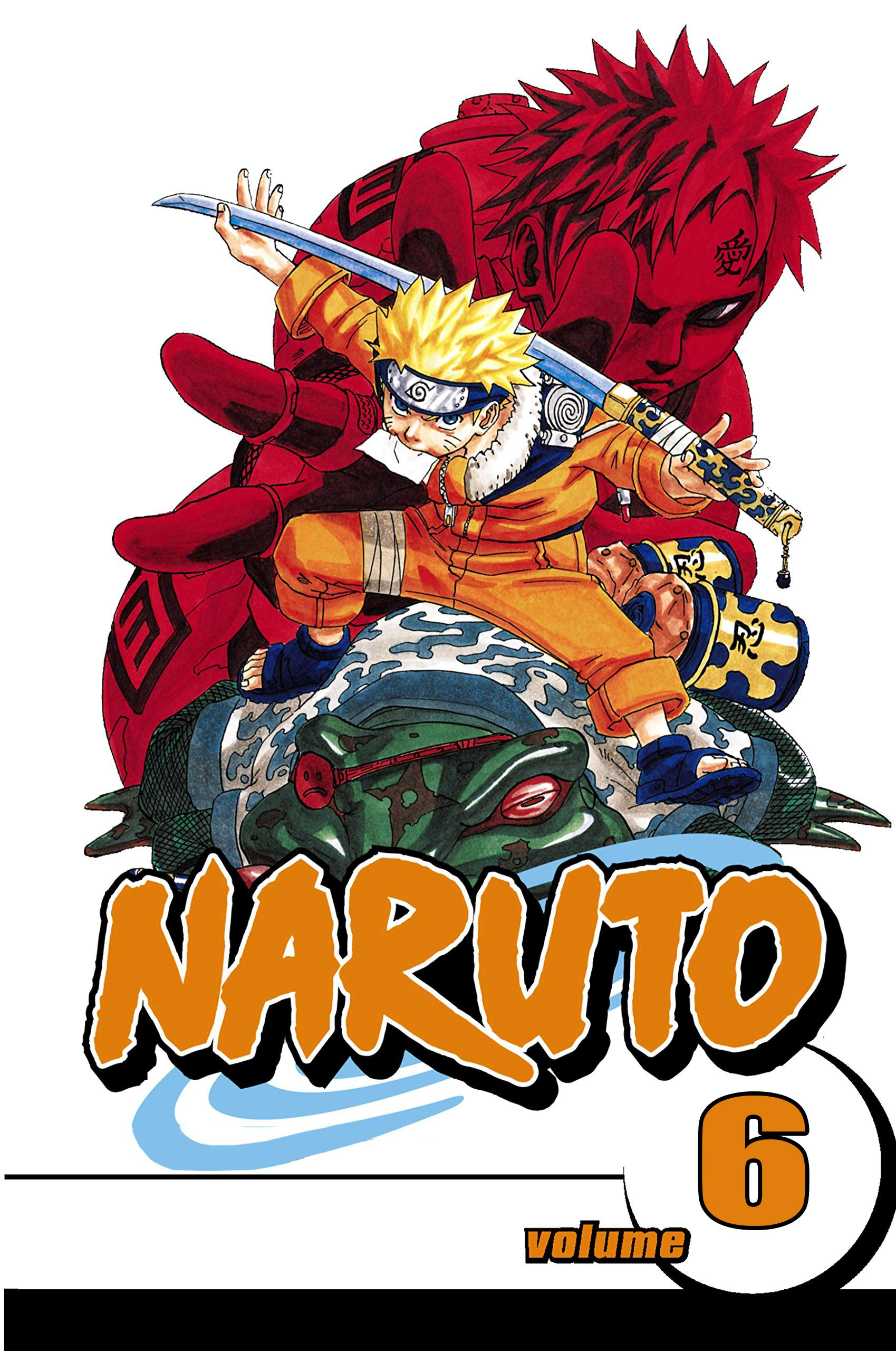 Naruto Full Color: Manga volume 6