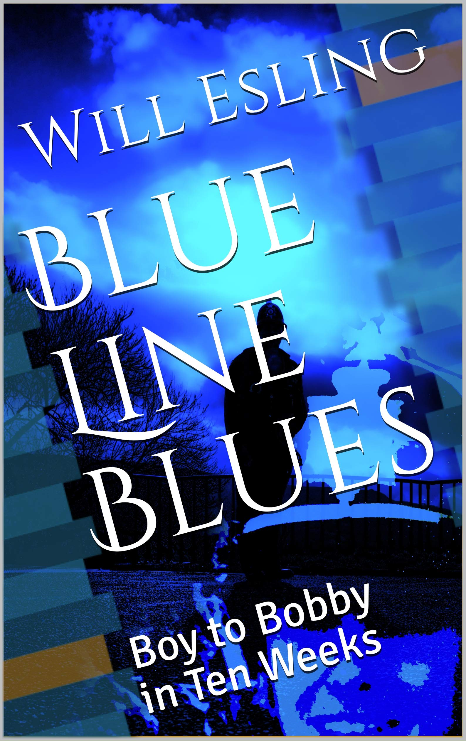 Blue Line Blues: A 1970s humorous police tale of romance, corruption, bullying and coming of age. A working class lad, straight from school, plunged into a world of intrigue - the police brotherhood.