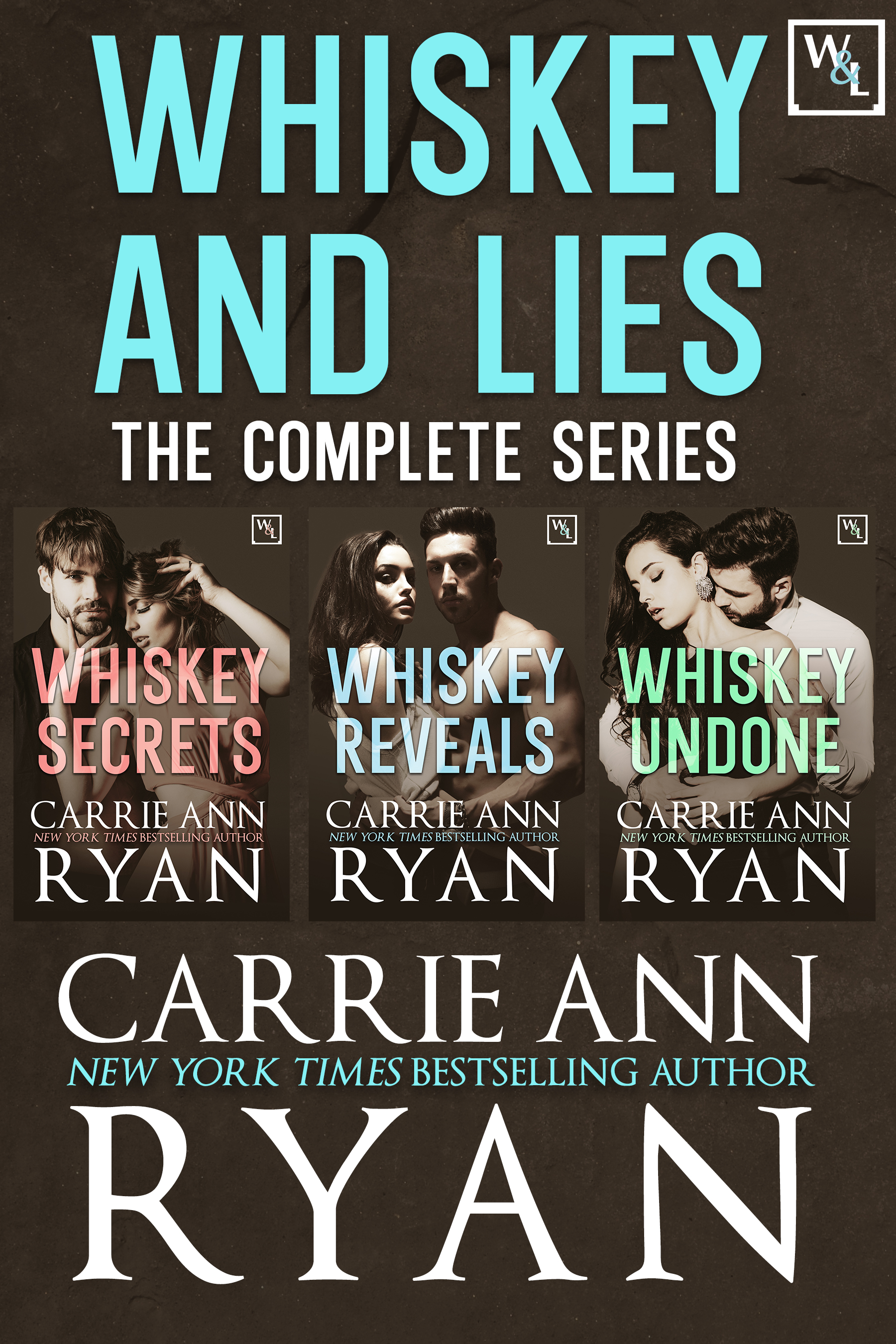 Whiskey and Lies: The Complete Series