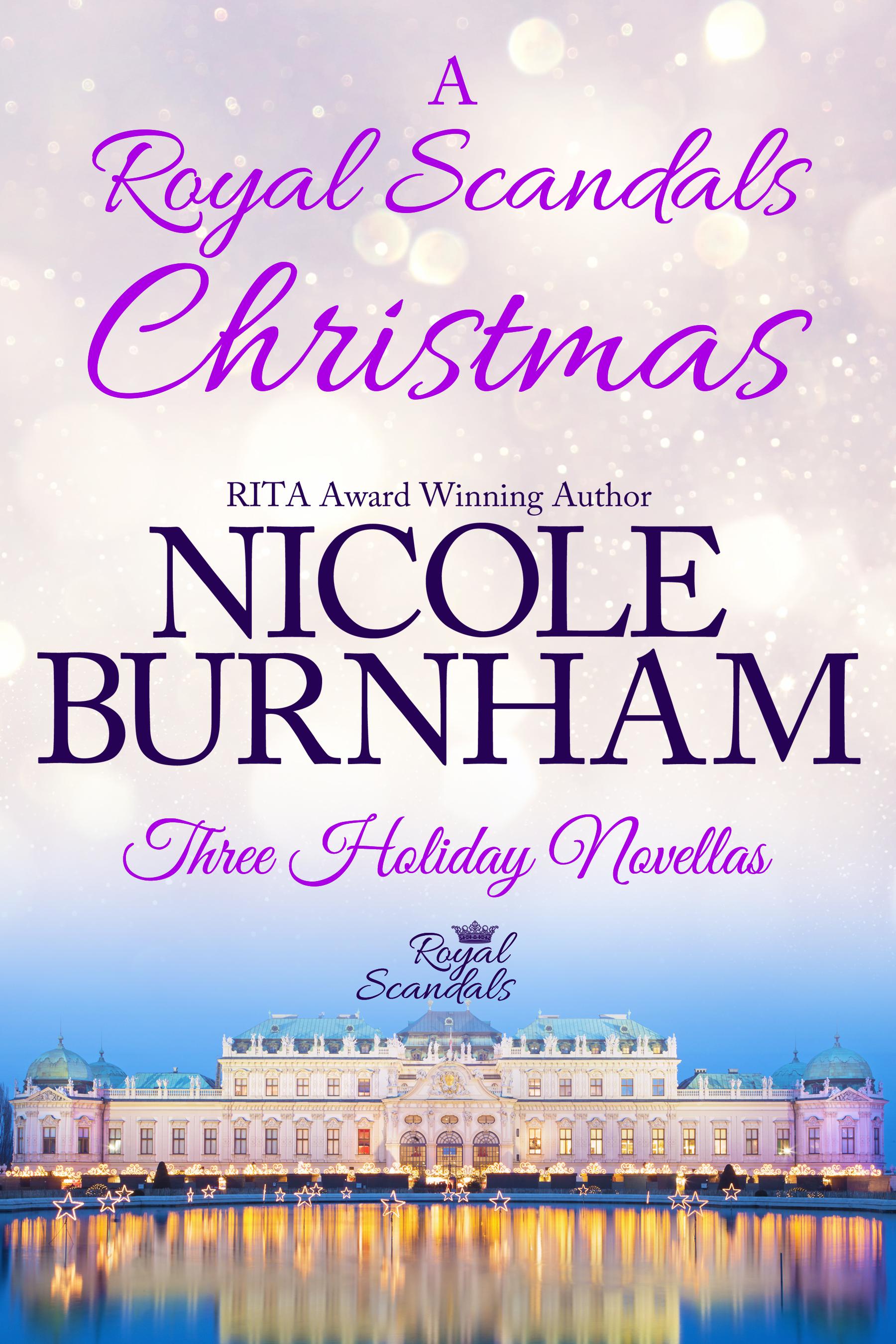 A Royal Scandals Christmas: Three Holiday Novellas