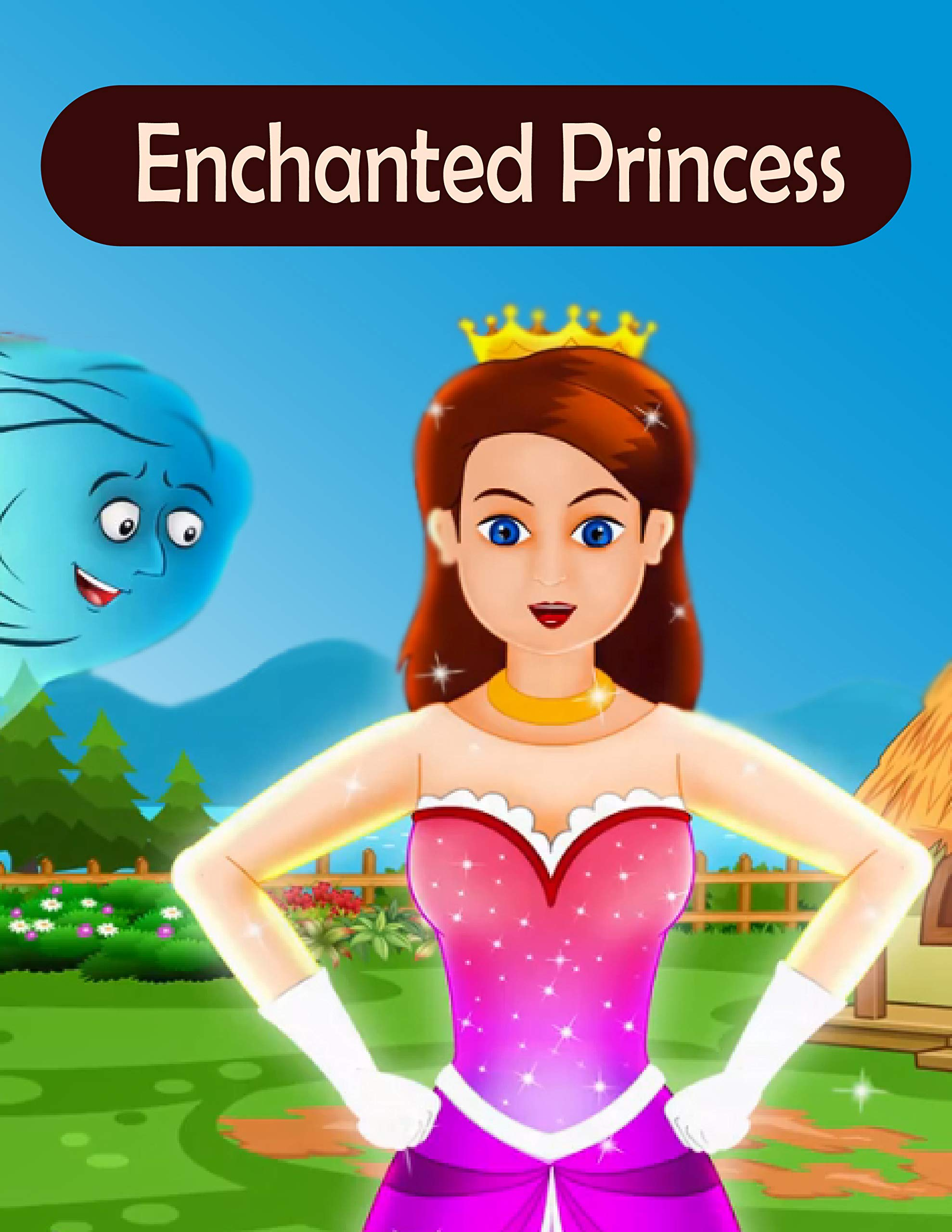 The Enchanted Princess Story in English: Classic Stories   English Cartoon   Bedtime Story For Kids