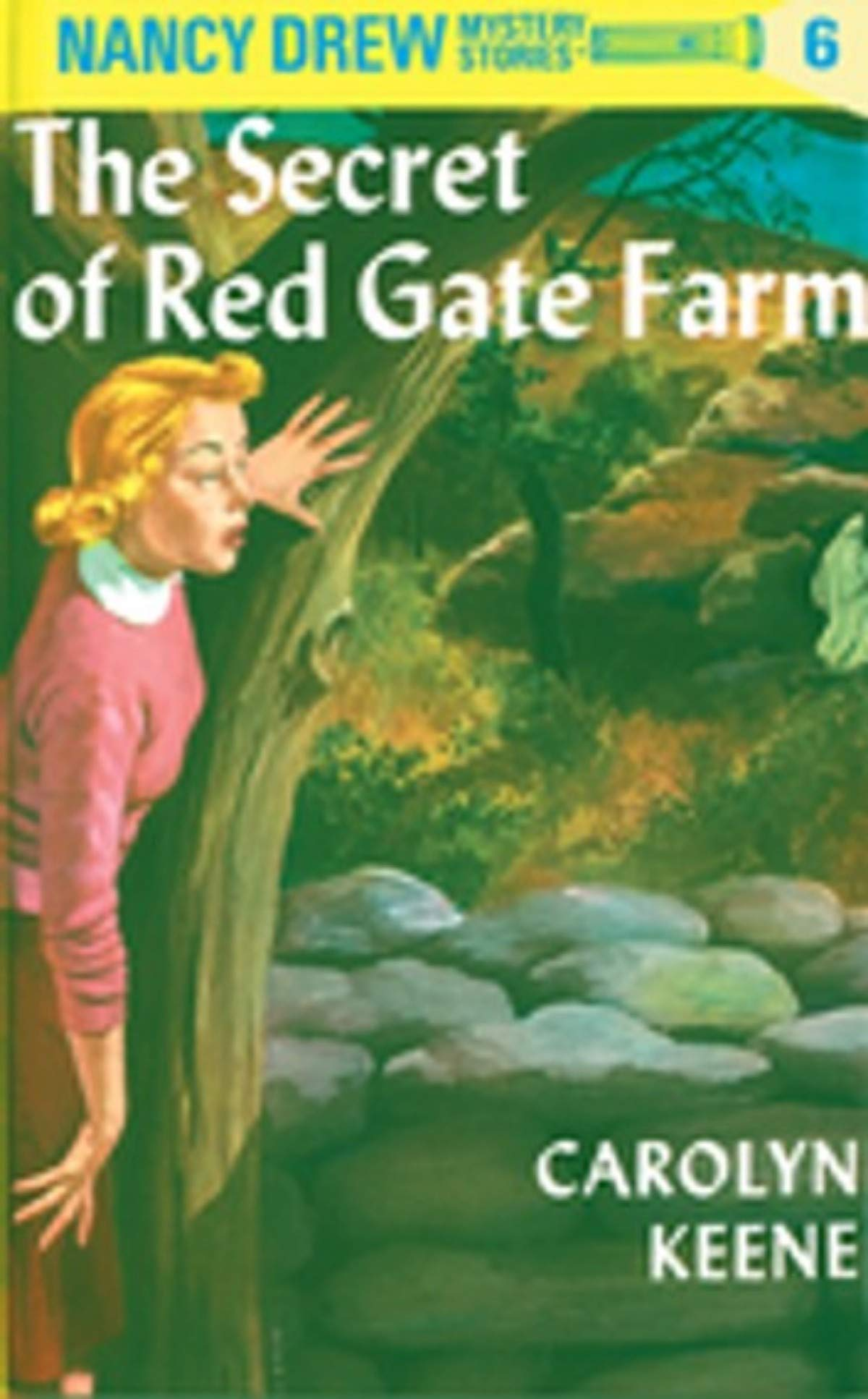 The Secret of Red Gate Farm: (Nancy Drew Mystery #6)