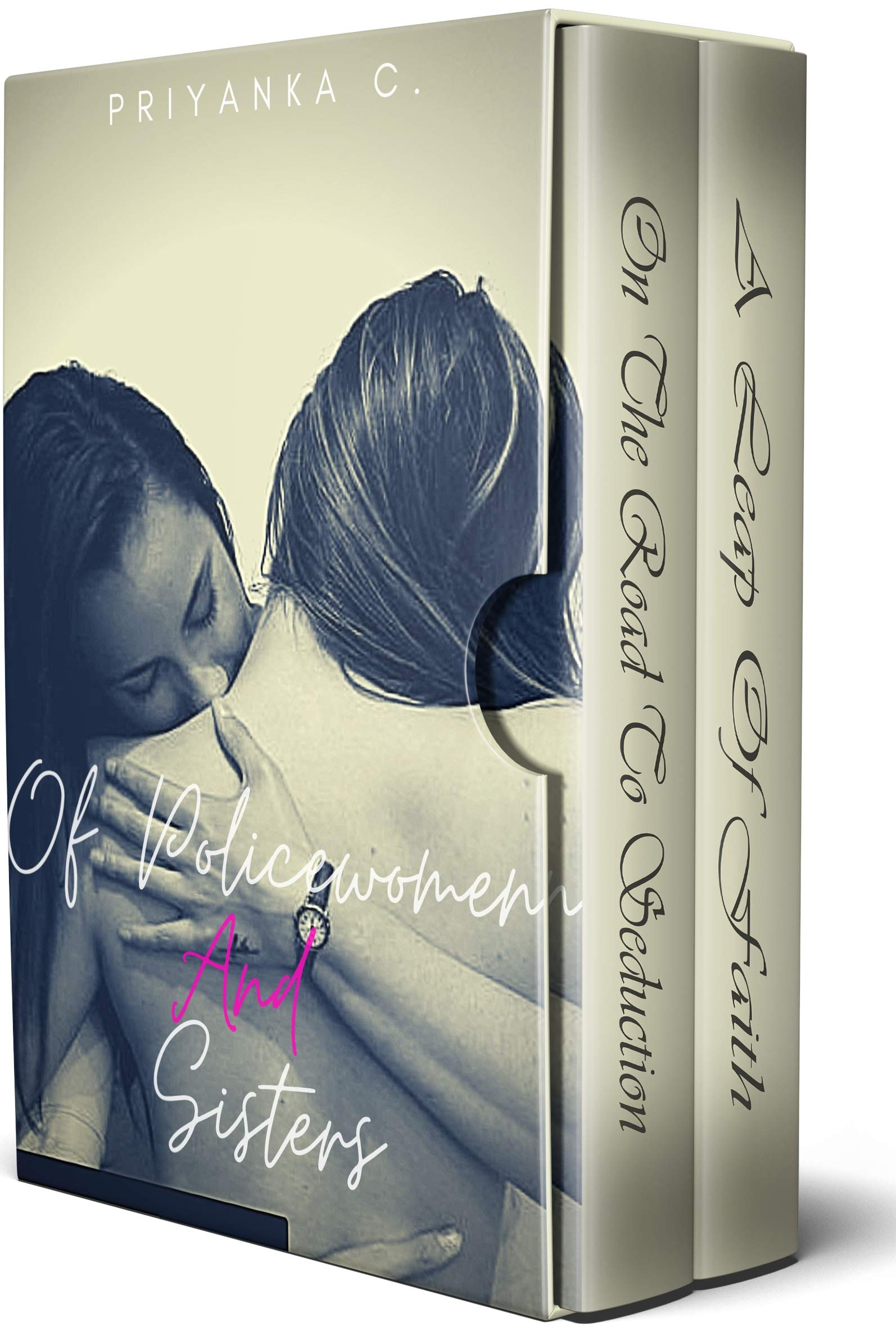 Of Policewomen And Sisters: A Lesbian Romance Bundle