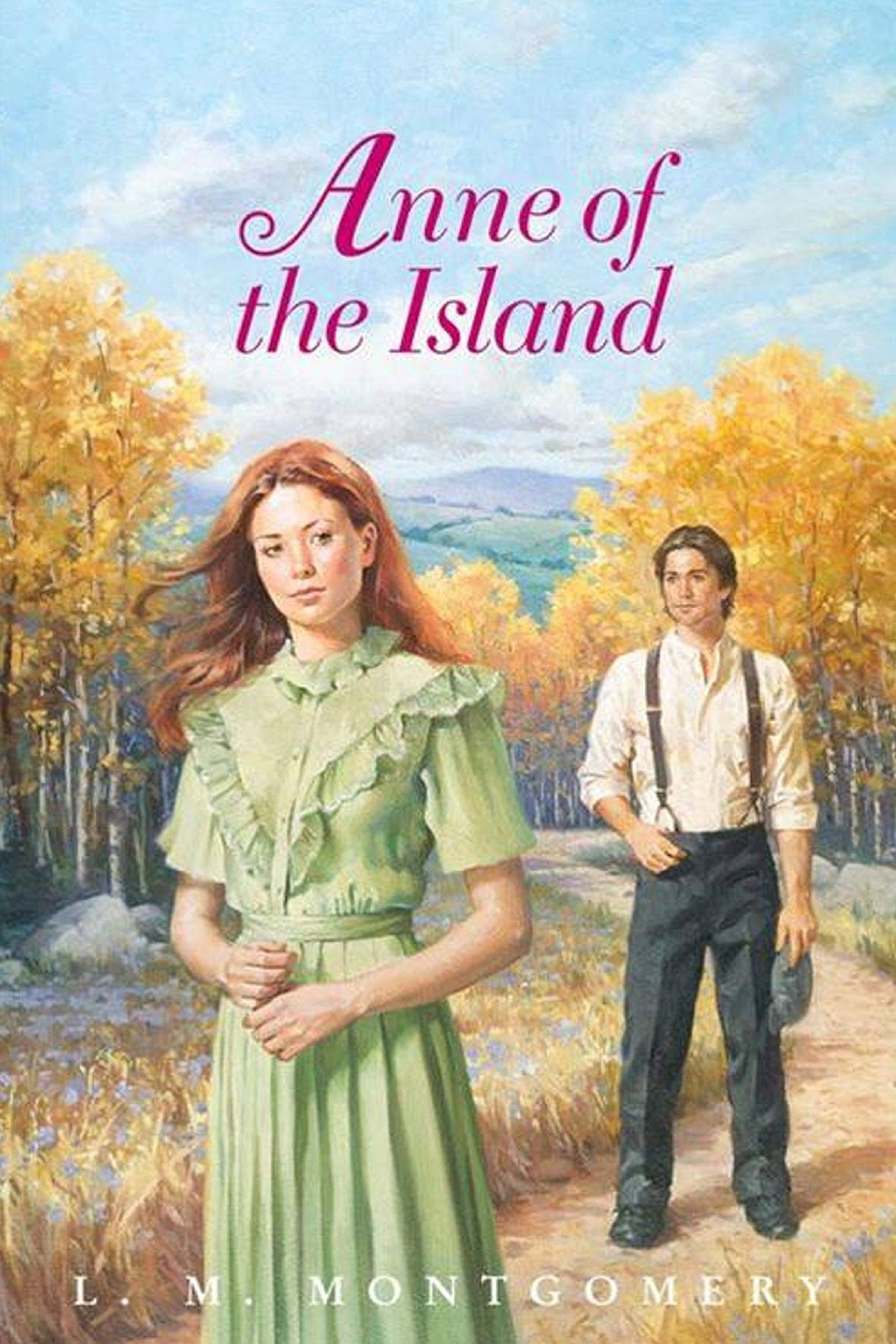 Anne of the Island Illustrated