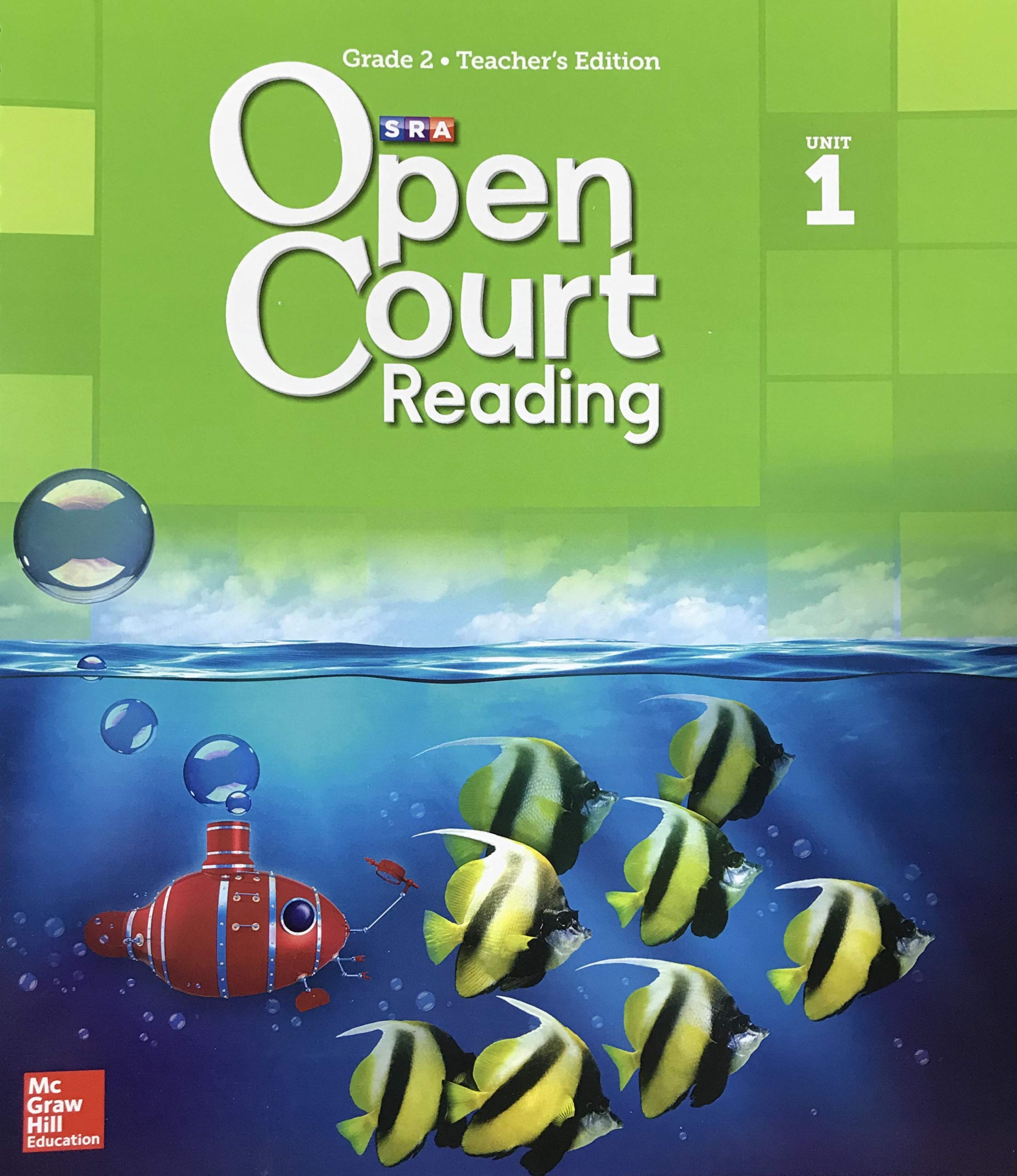 Open Court Reading Grade 2 Teacher Edition Unit 1