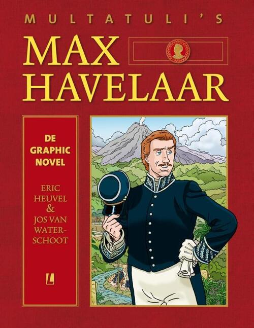 Multatuli's Max Havelaar de graphic novel