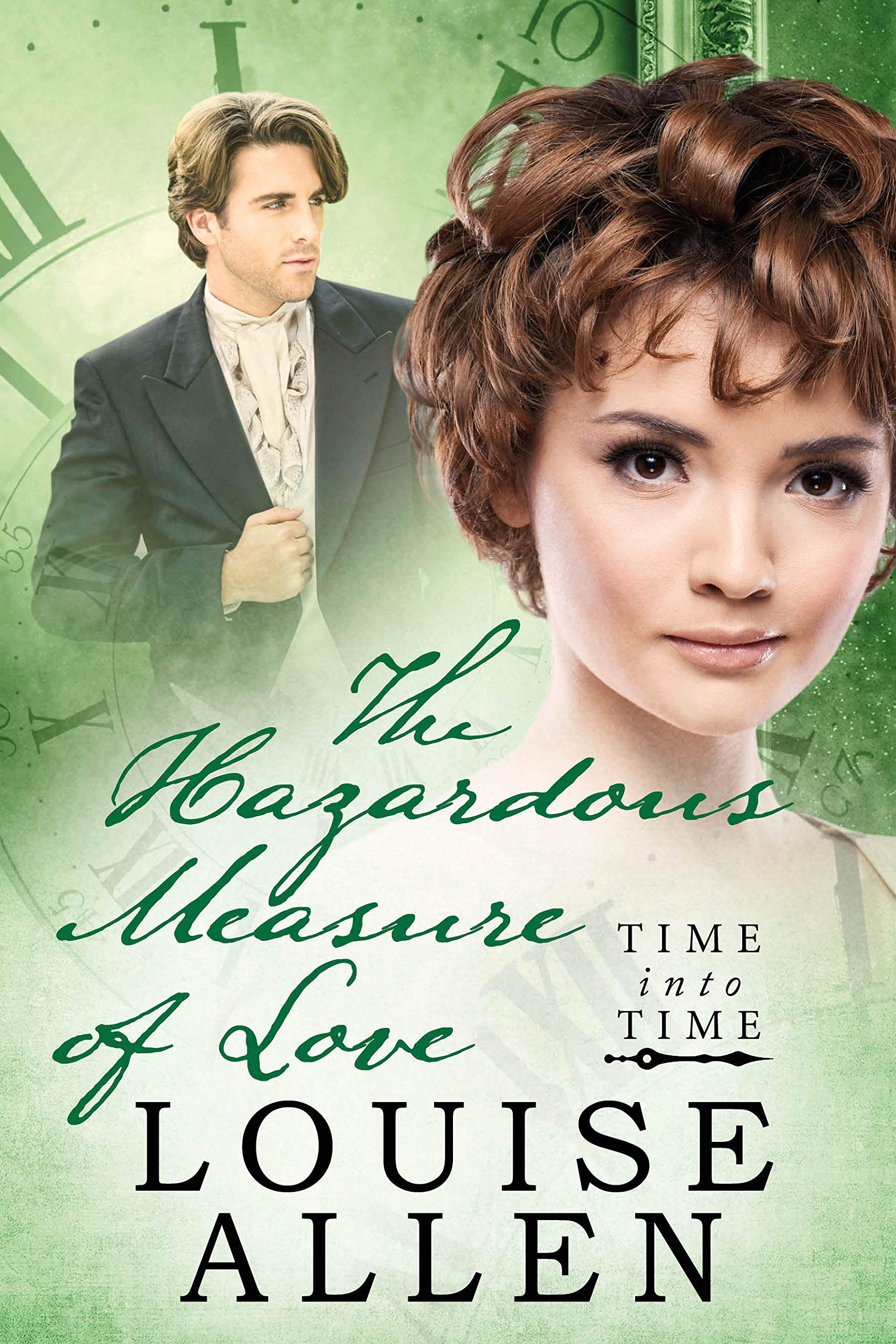 The Hazardous Measure of Love (Time Into Time #5)