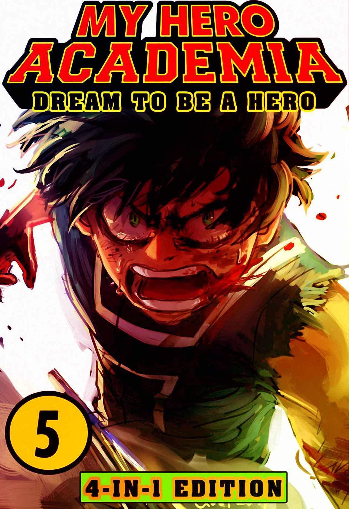 My Hero Academia Dream: Book 5 Collection - New Edition - Action Shonen Manga My Hero Academia Fantasy Adventures