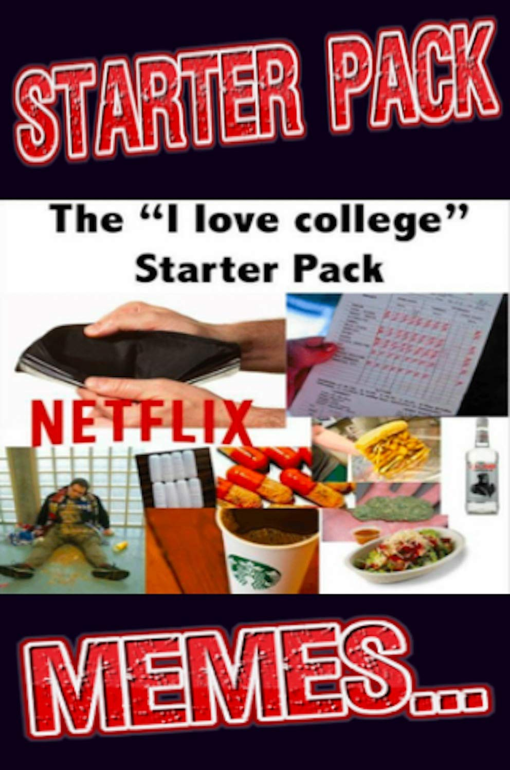 Starter Pack M££MS: Very Funny Jokes And Menes - Best Humor Hits