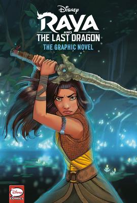 Raya and the Last Dragon: The Graphic Novel