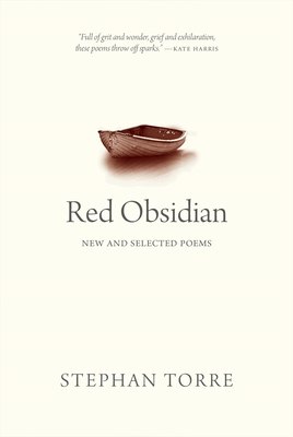 Red Obsidian: New and Selected Poems