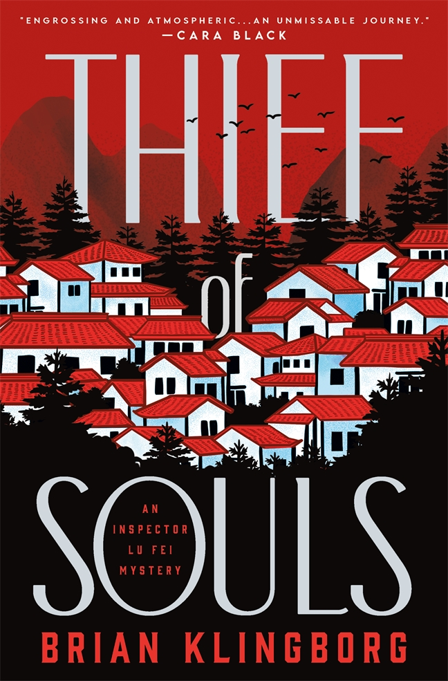 Thief of Souls (Inspector Lu Fei Mysteries #1)