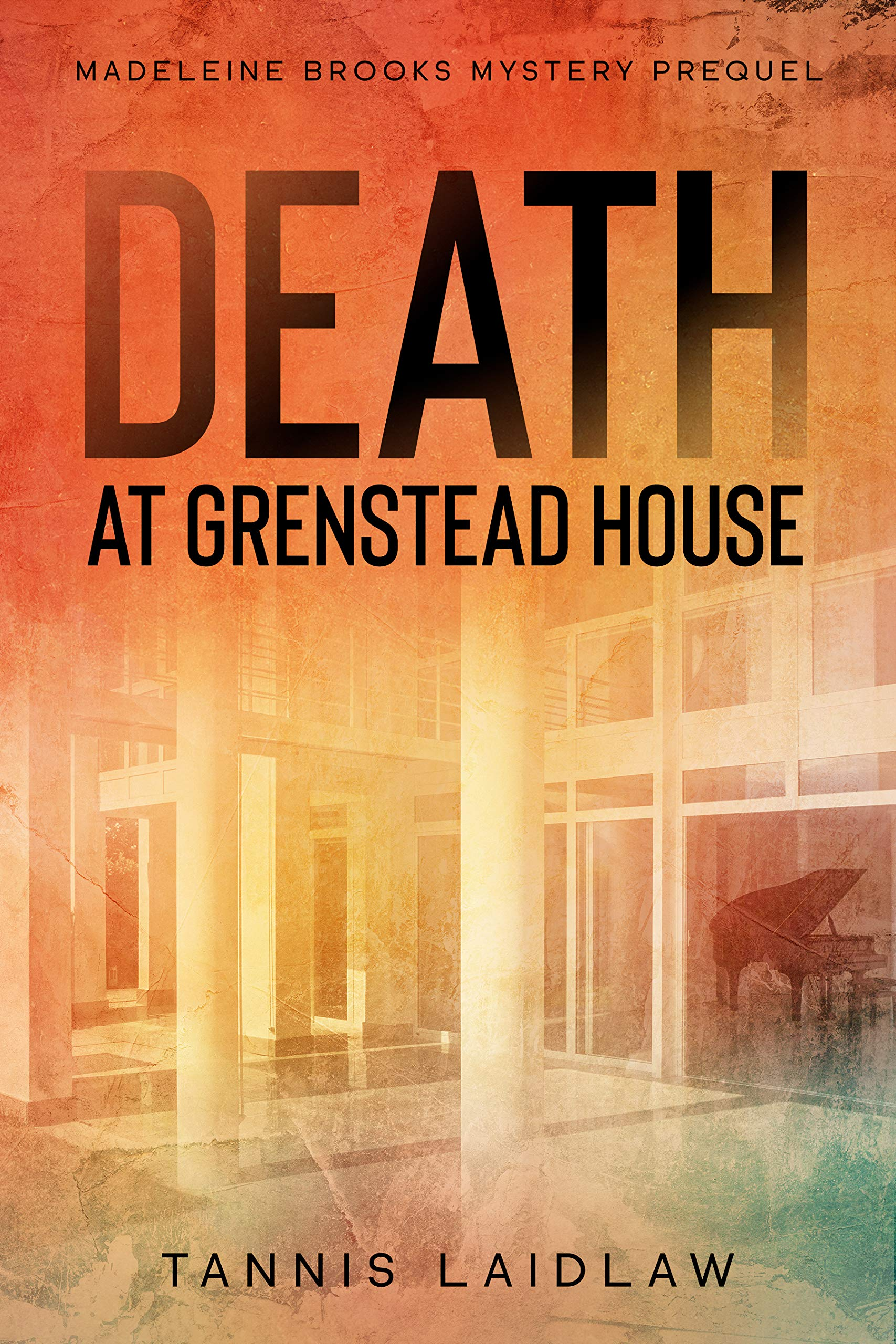 Death at Grenstead House: A prequel murder mystery perfect for lovers of British crime fiction