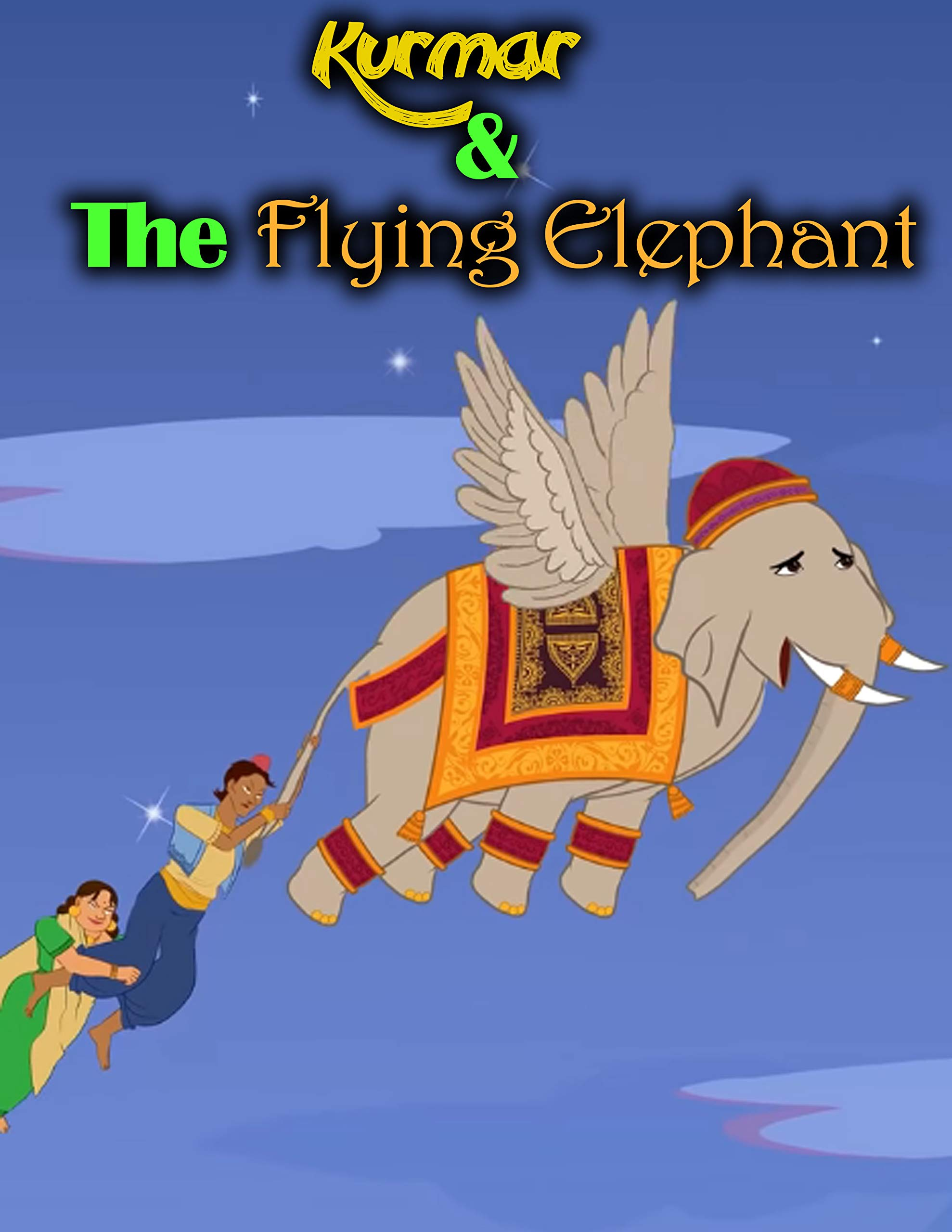 Kurmar And The Flying Elephant : Bedtime Stories for Kids | English Story For Kids