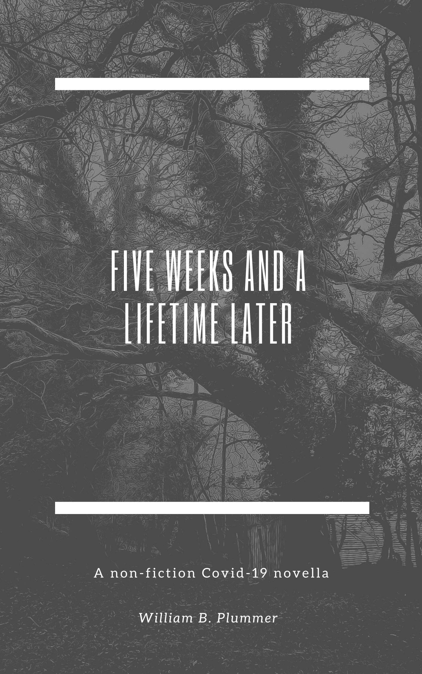 Five Weeks and A Lifetime Later: A non-fiction Covid-19 novella