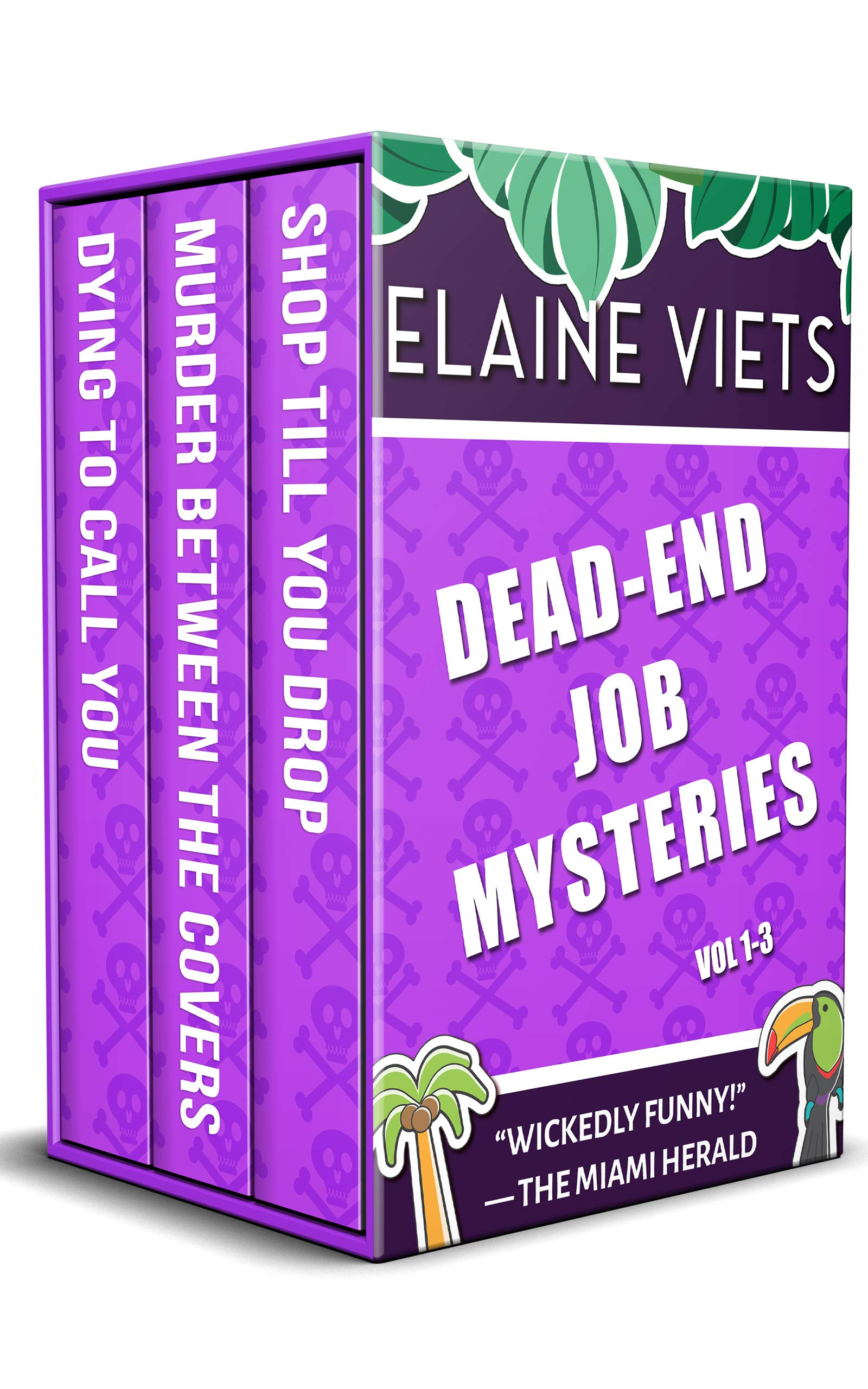 The Dead-End Job Mysteries: Volume 1-3