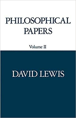 Philosophical Papers, Volume II
