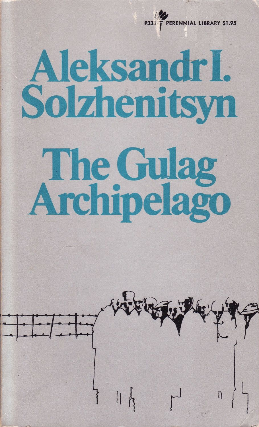 The Gulag Archipelago, 1918 - 1956: An Experiment in Literary Investigation, Books I-II