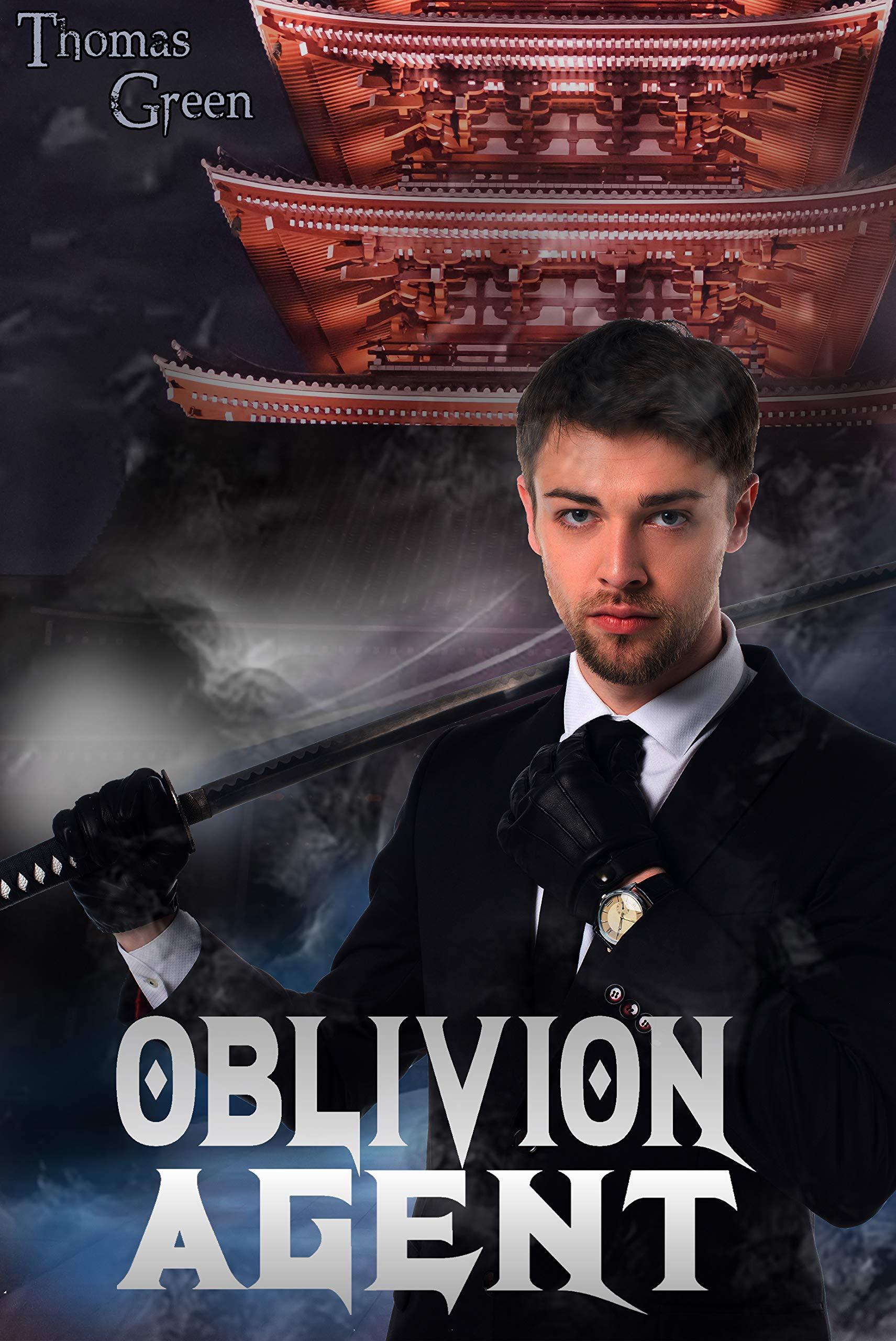 Oblivion Agent (Lucifer Case Files Book 7)