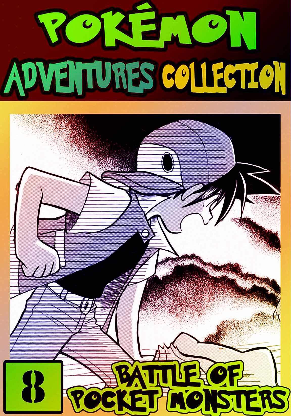 Battle Monsters: Collection 8 - Manga Adventures Graphic Novel Pokemon For Boys, Girls, Kids