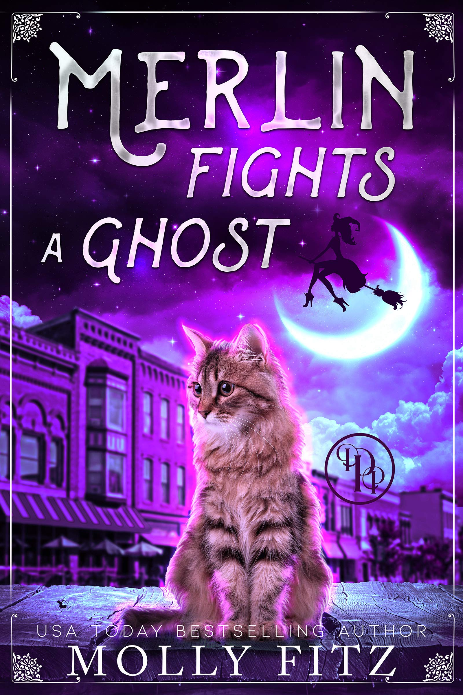 Merlin Fights a Ghost (Merlin the Magical Fluff #2)