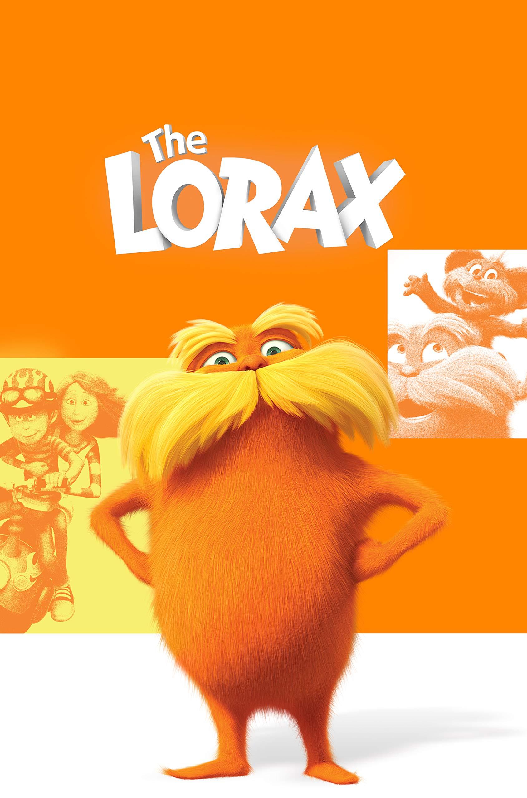 The Lorax: Screenplay