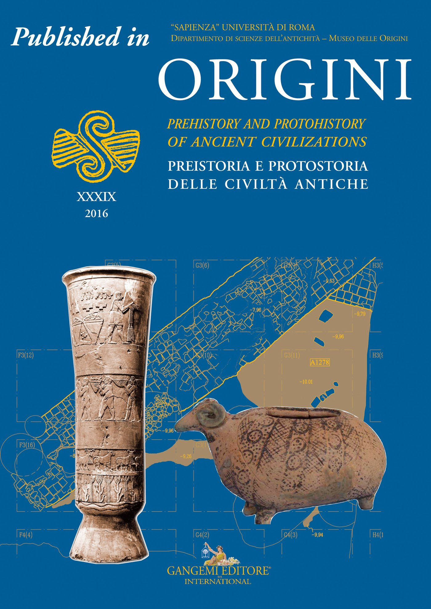 The state of the Late Neolithic Pottery of Domuztepe in the Turkish Eastern Mediterranean: Published in Origini n. XXXIX/2016. Rivista annuale del Dipartimento ... (Origini n. XXXIX - 2016 Book 2)