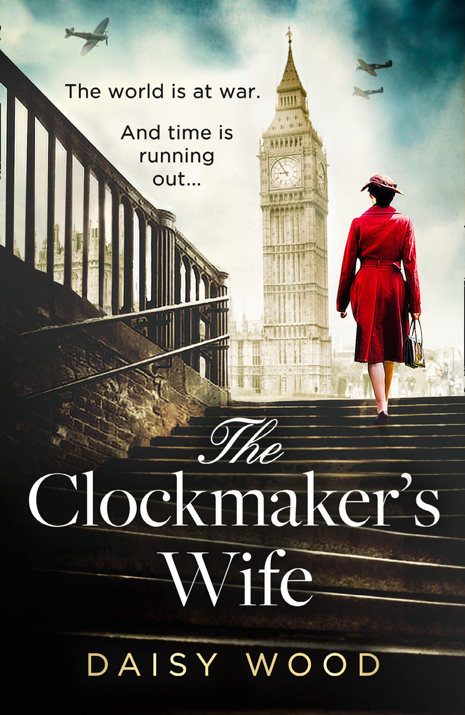 The Clockmaker's Wife: An new voice in WWII historical fiction for 2021