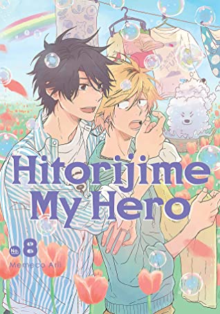Hitorijime My Hero, Vol. 8