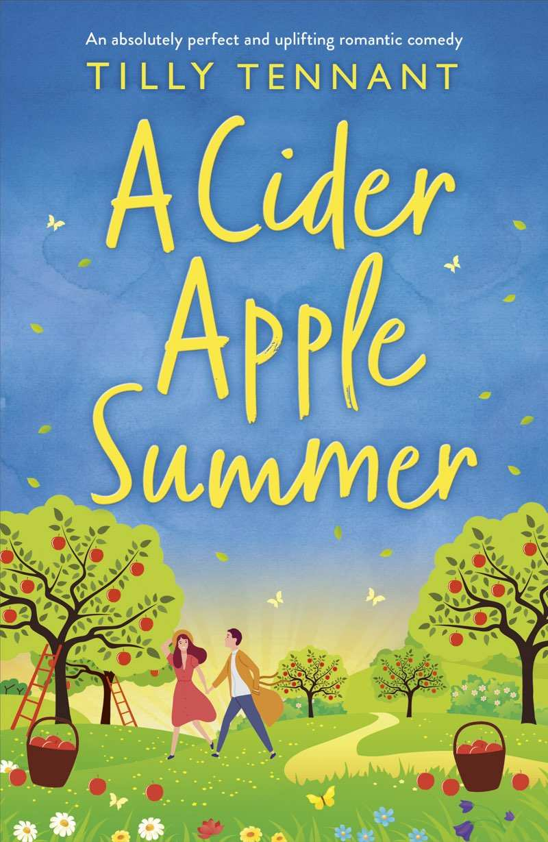 A Cider Apple Summer